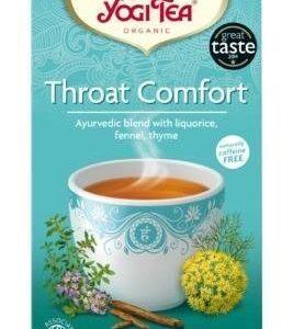 Yogitea Luomu Throat Comfort Tee