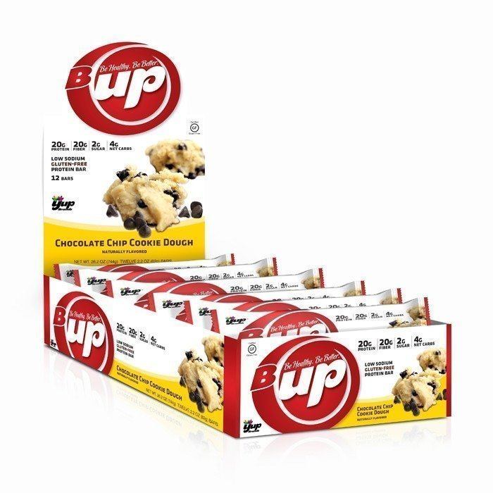 Yup Brands 12 x B-Up Bar 62 g