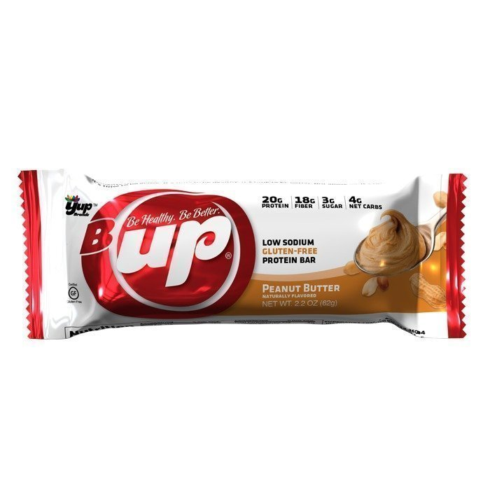 Yup Brands B-Up Bar 62g Peanut Butter